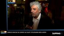 """Enrico Macias écouté par Oussama Ben Laden : """"J'ai cru à un canular !"""""""