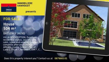 For Sale - House - BASSENGE (4690) - 504m²