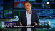 ESA Euronews: El Mundial en directo desde el espacio