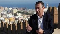 Entrevista a Juan Carlos Pérez Navas, candidato del PSOE a la Alcaldía de Almería (08/05/2015)