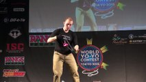 Yoyo champion - The winning routine from the 2015 World Yoyo Contest