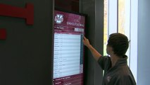 DSE 2015 — Tightrope Media Systems for Interactive Kiosk at McGuirk Alumni Stadium (1 of 2)