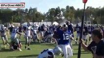 WATCH: Cowboys-Rams Wild Practice Brawl