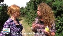 Wéo présente : Margaux au Deux-Caps Art Festival du Pas-de-Calais