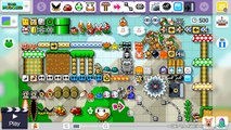 Super Mario Maker - All 60 Objects in all 4 Game Styles Comparison (Enemies, Items, & Power-Ups!)