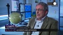ESA Euronews: La lotta degli scienziati contro i meteoriti