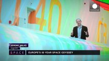 ESA Euronews: Europe's 50 year space odyssey