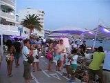 Sunset @ Cafe Mambo Ibiza 2014