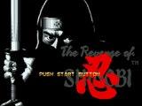 The Revenge of Shinobi - The Ninja Master [Genesis] Music
