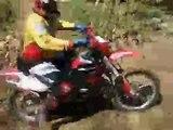 Enduro; Mulattiera! GasGas 450/125 Vs KTM 450 + DRZ 400E