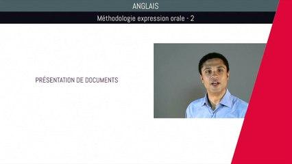 Bac anglais - Méthodologie expression écrite