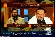 Watch Mr Altaf Hussain's exclusive interview to Saleem Safi in Jirga at Geo News at 11 PM Tonight