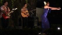 Hula Dancing at the Sheraton Princess Kaiulani Hotel, Waikiki, Hawaii, USA