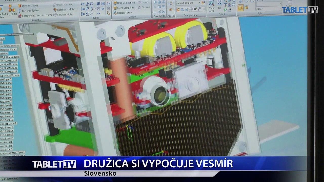 """Prvá slovenská družica bude načúvať vesmíru a pozorovať """"prízraky"""""""