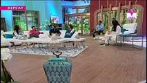 Javed Sheikh Leaking Out Bad Habbits of Momal In Live Show