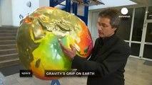 ESA Euronews: Wie die Schwerkraft die Erde fest im Griff hat