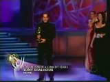 Tony Shalhoub wins Emmy 2005