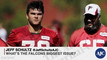 Schultz: The Falcons Biggest Issue