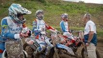 Motocross des Nations 2015 : l'Equipe de France en stage à Ernée (53)