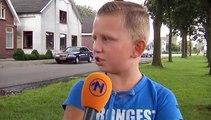 Wurgslang ontsnapt: Ik dacht dat ik wel een beetje op moet passen - RTV Noord