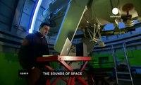 ESA Euronews: Rock'n'Roll e música cósmica