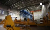 ESA Euronews: Véga, un nouveau lanceur spatial vient de naître