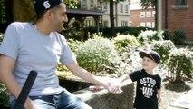 La respuesta perfecta de un niño alemán de cuatro años sobre los migrantes