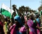 Marcha por la Justicia 2012. Ekta Parishad