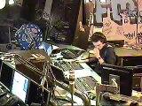 Domien viert oud & nieuw in de 3FM-studio