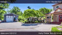 14741 Warden Ave Stouffville ON L4A7X5 - Kathy Clulow - REMAX All-Stars Realty Inc, Brokerage