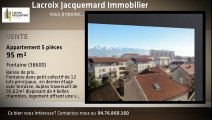 Vente - appartement - Fontaine (38600)  - 95m²
