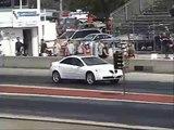 Pontiac G6 GTP 3.9L vs. Chevrolet Monte Carlo SS - 1/4 mile