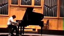 Last rehearsal - Brahms: Rhapsody op.79 /1, Frankfurt 1998