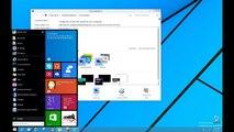 Windows 10 Technical Preview: Black Start Menu (Windows Theme Bug)