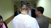 """Кличко и Усик после боя: """"Саня, шо это такое?"""") @ukraineatamanspro"""