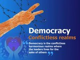 Democracy - saving lives, saving nations