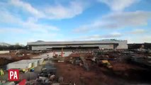 Anfield timelapse: Liverpool FC release footage of stadium redevelopment