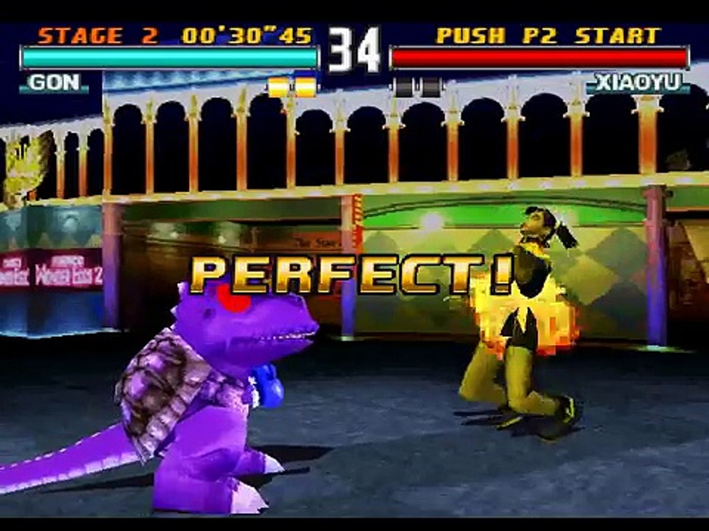 Tekken 3 Devil Gon Video Dailymotion