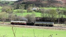 Llangollen Railway Steel Steam & Stars III with 60163 Tornado, 70000 Britannia 21 Apr 2012