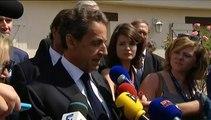 """""""Vous verrez, cela ne se calmera pas"""" : Sarkozy fait sa rentrée politique en pleine crise porcine"""