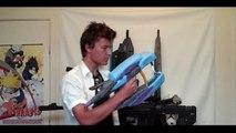 Adobe After effects Halo plasma rifle muzzle flash tutorial