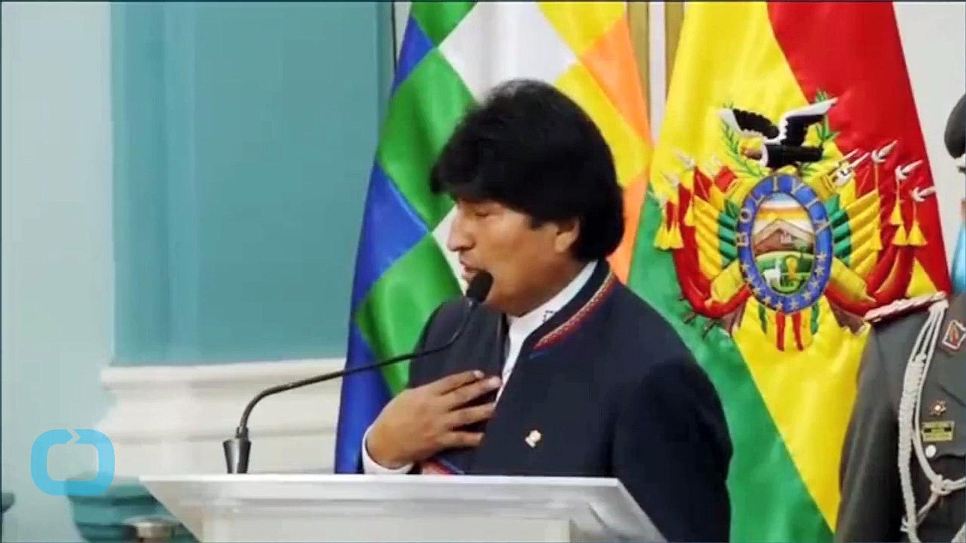 UN Reports Coca Production in Bolivia Down 30 Percent