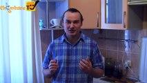 Засолка сала \ Рецепт домашнего сала с чесноком