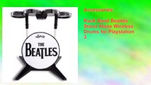 Rock Band Beatles Stand Alone Wireless Drums for Playstation 3