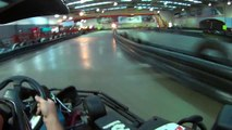 Go-Karting Kart World Belmont Perth #2 - 13 Dec 2013 - Matt vs Matt vs Matt
