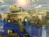 Tavor Assault Rifle 21st Century. Negev, Galil, Uzi, by IWI, Israel Military Tech Exhibition 2008 -13.