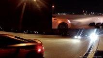 McLaren MP4-12C vs Cammed CTS-V & Cammed Nitrous C6 Vette & T1 Racing GTR