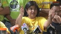 Bersih denies losing control