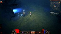 Diablo 3 Beta - Den of the Fallen (Easter Egg)