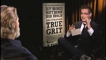 The Dude (Jeff Bridges) talks True Grit & The Big Lebowski